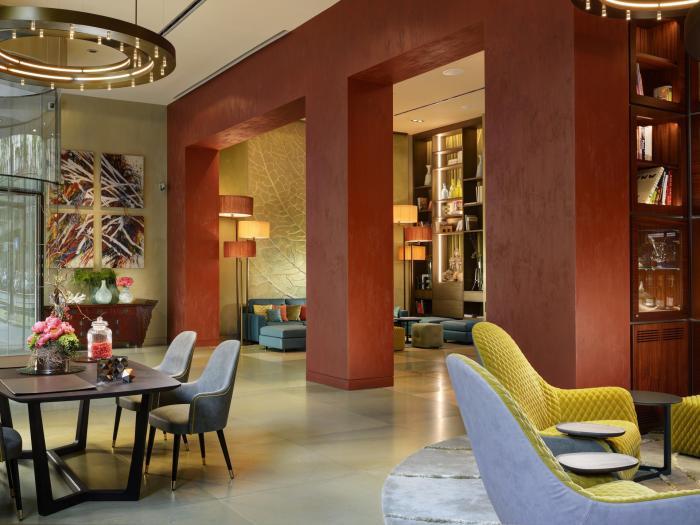 Hôtel à Milan