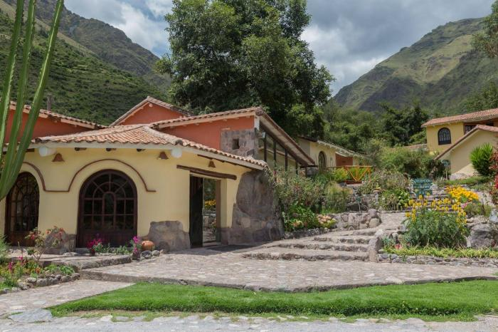 Hacienda sacred valley