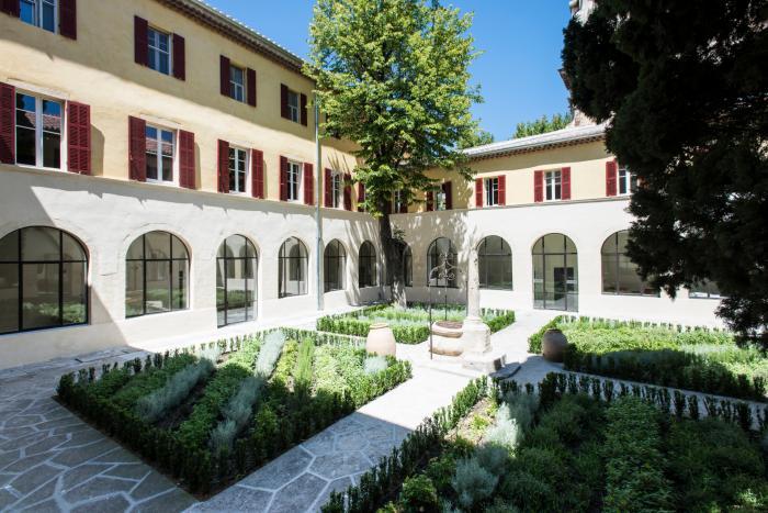 Antique convent