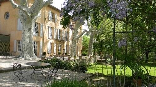 4 salles 280 m2 - Bastide Mariage Aix En Provence